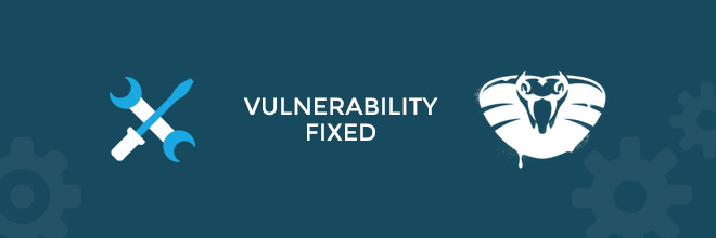 vulnerability-fixed-venom