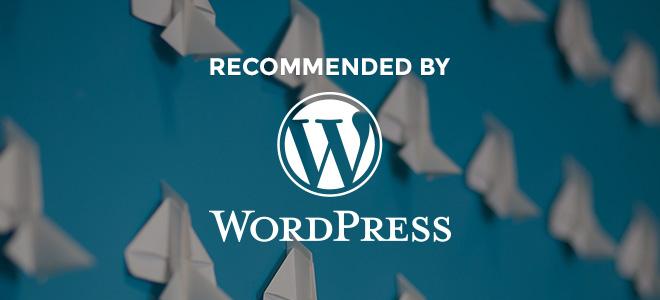 WordPress Recommendation