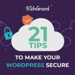 21 tips to keep your website secure