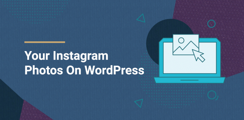 add your Instagram photos to WordPress