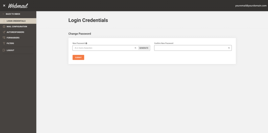 how to login in siteground webmail