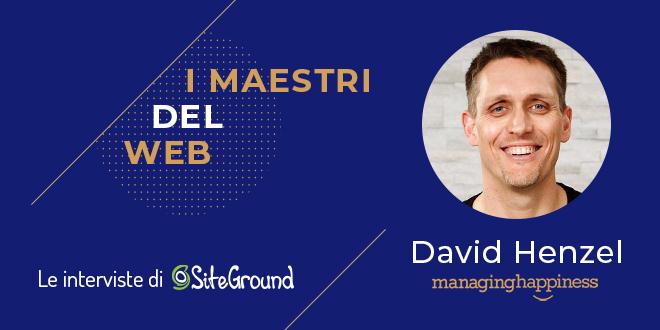 Intervista David Henzel