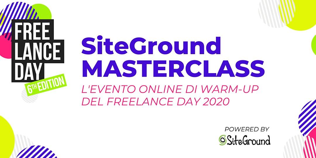 siteground masterclass cover