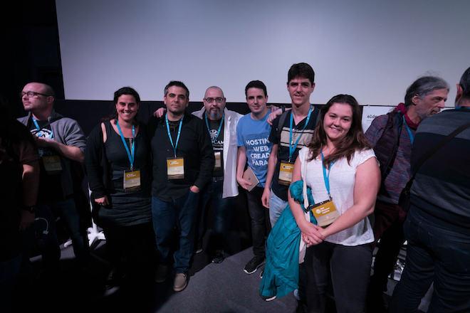 Equipo Wpes Camp - WordCamp Gran Canaria