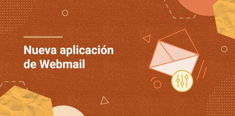Aplicación Webmail