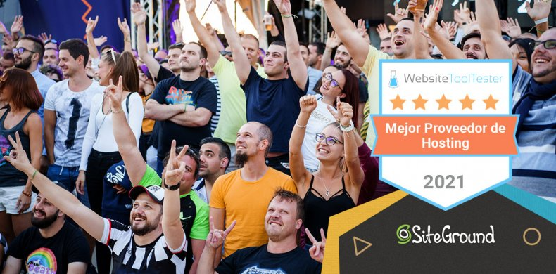 SiteGround mejor hosting 2021